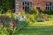 Tattenhall Hall in Early Summer