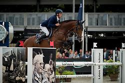 De Wit Thomas, BEL, Plato de Muze Z<br /> FEI World Breeding Jumping Championships for Young horses - Lanaken 2016<br /> © Hippo Foto - Dirk Caremans<br /> 18/09/16