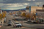 Downtown Susanville, Lassen County, California
