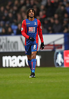 Football - 2016 / 2017 FA Cup - Third Round: Bolton Wanderers vs. Crystal Palace<br /> <br /> Loic Remy of Crystal Palace during the match at Macron Stadium.<br /> <br /> COLORSPORT/LYNNE CAMERON
