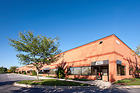 Exterior image of Business Center at Owings Mills. for St. John Properties