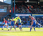 Oldham v Sheffield United 25/03/2017