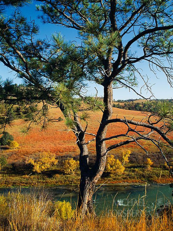 Niobrara River, Fort Niobrara National Wildlife Refuge, Nebraska.