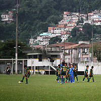 Santos Futebol Clube training camp