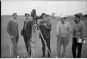 1970. Golf Being Filmed at Portmarnock - Special for Bord Failte     D478