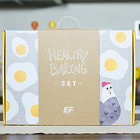 Healthy Baking Set by EF on 24 July 2017 in Hong Kong, China. Photo by Yu Chun Christopher Wong / Koncepte Films