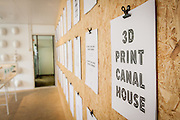 Amsterdam, May 2014 -3D Print Canal House, Before the visit an introduction on the 3d print world.