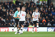 Derby County midfielder Bradley Johnson (15) during the EFL Sky Bet Championship match between Derby County and Sheffield Wednesday at the iPro Stadium, Derby, England on 29 October 2016. Photo by Jon Hobley.