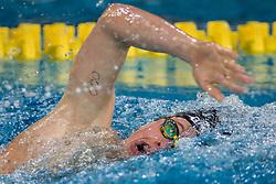 21-10-2017 NED: Swimcup Amsterdam 2017, Amsterdam<br /> Maarten Brzoskowski 400m