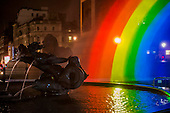 Rainbow Trafalagar Squ C4 Cucumber