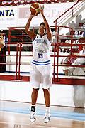 DESCRIZIONE : Porto San Giorgio Torneo Internazionale Basket Femminile Italia Croazia<br /> GIOCATORE : Manuela Zanon<br /> SQUADRA : Nazionale Italia Donne<br /> EVENTO : Porto San Giorgio Torneo Internazionale Basket Femminile<br /> GARA : Italia Croazia<br /> DATA : 28/05/2009 <br /> CATEGORIA : tiro<br /> SPORT : Pallacanestro <br /> AUTORE : Agenzia Ciamillo-Castoria/E.Castoria