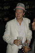Patrick Keogh, Cartier Polo Players Party, The Collection, 264 Brompton Road, London, SW3, 25 July 2006. ONE TIME USE ONLY - DO NOT ARCHIVE  © Copyright Photograph by Dafydd Jones 66 Stockwell Park Rd. London SW9 0DA Tel 020 7733 0108 www.dafjones.com