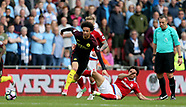 Middlesbrough v Manchester City 30 April 2017