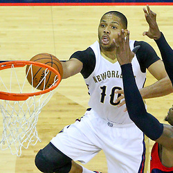 02-02-2015 Atlanta Hawks at New Orleans Pelicans
