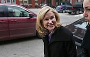 Heidi Cruz wife of Republican presidential candidate Sen. Ted Cruz, R-Texas, in Nashua, N.H. Friday, Jan. 8, 2016.  CREDIT: Cheryl Senter for The New York Times