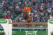 Jeroen Dubbeldam - Orient Express HDC<br /> Alltech FEI World Equestrian Games™ 2014 - Normandy, France.<br /> © DigiShots