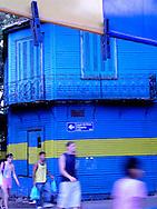 Barrio porteño de La Boca