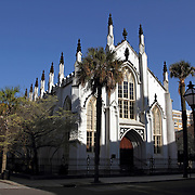 The French Huguenot Church, Charleston, SC, USA