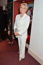 ANGELA RIPPON at the 10th anniversary Gala of the Russian Ballet Icons at the London Coliseum, St.Martin's Lane, London on 8th March 2015.