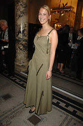 LADY GABRIELLA WINDSOR at a party to celebrate the 150th anniversary of the V&A museum, Cromwell Road, London on 26th June 2007.<br /><br />NON EXCLUSIVE - WORLD RIGHTS