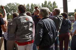 Bruynseels Niels, Weinberg Peter, Verlooy Axel, BEL<br /> CHIO Rotterdam 2018<br /> © Hippo Foto - Sharon Vandeput<br /> 24/06/2018