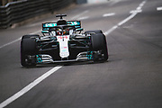 May 23-27, 2018: Monaco Grand Prix. Lewis Hamilton (GBR), Mercedes AMG Petronas Motorsport, F1 W09 EQ Power+