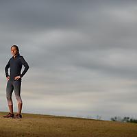 Feb 28, 2015   orlando, FL <br /> <br /> Desiree Davilla , Professional runner - Brooks <br /> <br /> Photo by Preston Mack