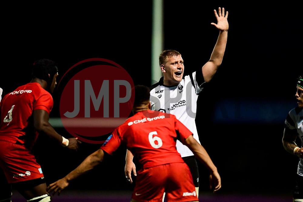 Joe Batley of Bristol Bears United n - Mandatory by-line: Ryan Hiscott/JMP - 24/09/2018 - RUGBY - Clifton RFC - Bristol, England - Bristol Bears United v Saracens Storm - Premiership Rugby Shield