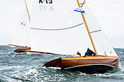 Myth sailing in the Opera House Cup.