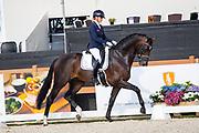 Emmelie Scholtens - Hero<br /> KWPN Kampioenschappen 2017<br /> © DigiShots