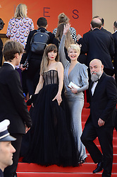 May 26, 2019 - WORLD RIGHTS.Cannes, France, 25.05.2019, 72th Cannes Film Festival in Cannes. The 72th edition of the film festival will run from May 14 to May 25. .Closing Ceremony Red Carpet .NZ. Agnieszka Dygant, Malgorzata Kozuchowska  .Fot. Radoslaw Nawrocki/FORUM (FRANCE - Tags: ENTERTAINMENT; RED CARPET) (Credit Image: © FORUM via ZUMA Press)