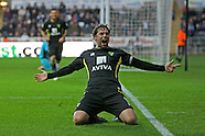 Swansea City v Norwich City 081212
