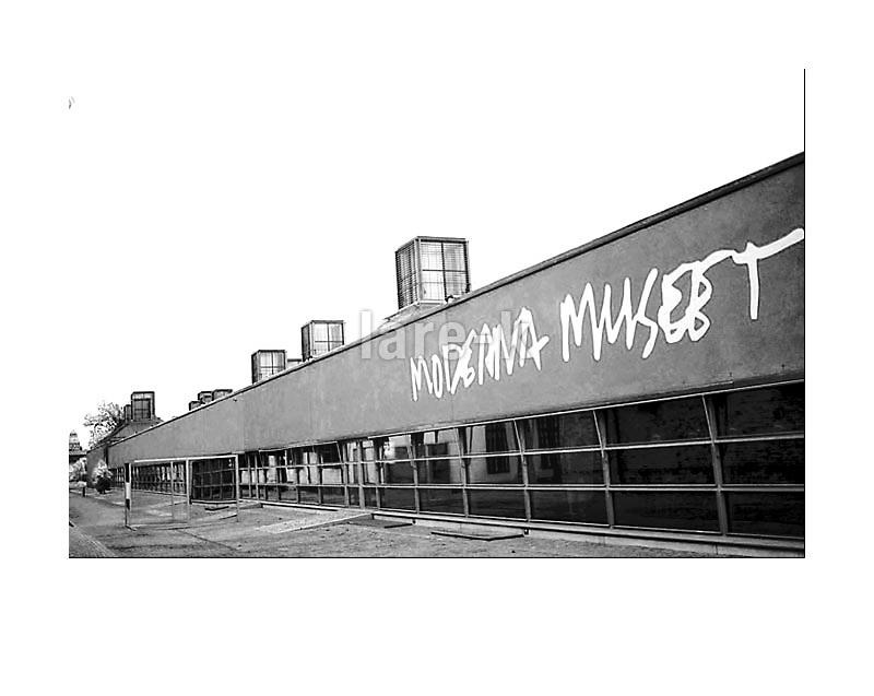 moderna musset (by architect Rafael Modeo) & arkitektur musset in stockhom, sweden