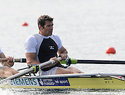 Eton, United Kingdom.  Greg SEARLE during the morning time trial, 2011 GBRowing Trials, Dorney Lake. Saturday  16/04/2011  [Mandatory Credit; Peter Spurrier/Intersport-images] Venue For 2012 Olympic Regatta and Flat Water Canoe events.