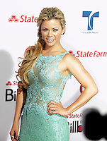 (CH) fl-el-billboard-latin-music-awards-CH9 -- Ximena Duque arrives at the Billboard Latin Music Awards 2012 at Bank United Center on April 26, 2012 in Miami, Florida Staff photo/Cristobal Herrera