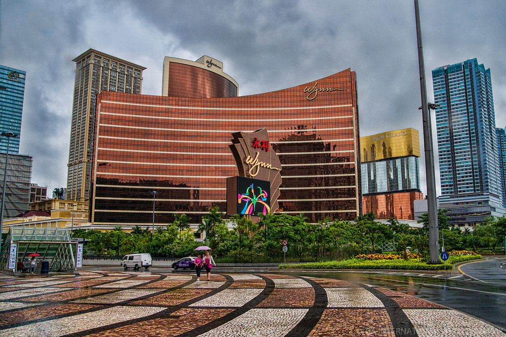 The Wynn & MGM Grand Hotels, Macau
