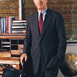 """Former President Edward Thaddeus """"Tad"""" Foote II"""