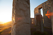 Stonehenge Memorial, near Maryhill Museum of Art in the Columbia River Gorge National Scenic Area