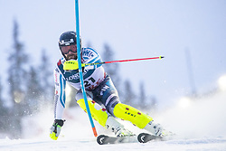 11.02.2019, Aare, SWE, FIS Weltmeisterschaften Ski Alpin, alpine Kombination, Herren, Slalom, im Bild Andreas Romar (FIN) // Andreas Romar of Finland reacts after the Slalom competition of the men's alpine combination for the FIS Ski World Championships 2019. Aare, Sweden on 2019/02/11. EXPA Pictures © 2019, PhotoCredit: EXPA/ Johann Groder