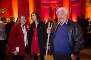 SABINE STEVENSON; LISA STEVENSON; ANTONIO CARLUCCIO, Tate Britain reopening party. Tate Britain. 18 November 2013