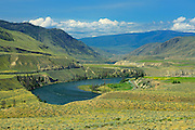 South Thompson River<br /> near Kamloops<br /> British Columbia<br /> Canada