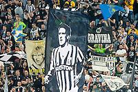 Supporters Juventus Turin  - 14.04.2015 - Juventus Turin / Monaco - 1/4Finale aller Champions League<br /> Photo : Jean Paul Thomas / Icon Sport