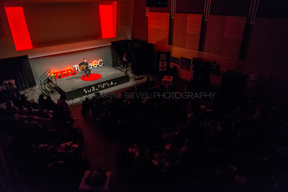 4/29/17 6:03:09 PM -- Tedx TulsaCC event at the Center for Creativity. Released under Creative Commons license for non commercial, non derivative usage. <br /> <br /> Photo by Shane Bevel