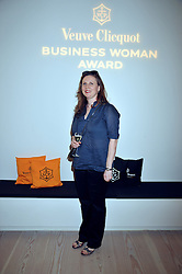 ANGELA HARTNETT at the presentation of the Veuve Clicquot Business Woman Award 2009 hosted by Graham Boyes MD Moet Hennessy UK and presented by Sir Trevor Macdonald at The Saatchi Gallery, Duke of York's Square, Kings Road, London SW1 on 28th April 2009.