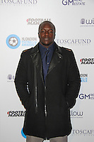 Adebayo Akinfenwaa, London Football Legends Dinner & Awards 2015, Battersea Evolution, London UK, 05 March 2015, Photo By Brett D. Cove
