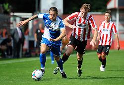 Ollie Clarke of Bristol Rovers - Mandatory by-line: Dougie Allward/JMP - 25/07/2015 - SPORT - FOOTBALL - Cheltenham Town,England - Whaddon Road - Cheltenham Town v Bristol Rovers - Pre-Season Friendly
