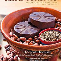 Cover of Edible Toronto Winter 2011/2012