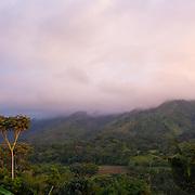 Sunset, Rio Limpio, Dominican Republic.