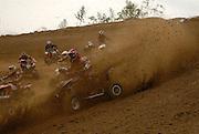 2006 ITP Quadcross Round 6, Glen Helen in San Bernardino, California.
