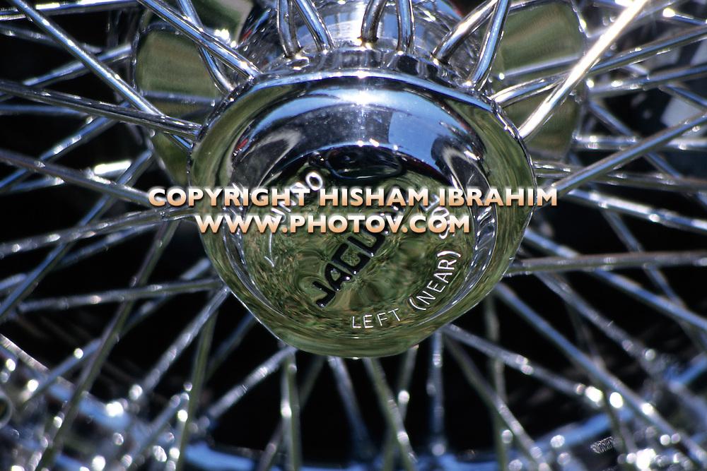 Jaguar Antique Classic British Car